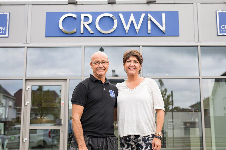 Crown kjøkken Stavanger